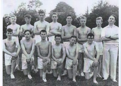 1959 Physical Training (PT) team (Company).