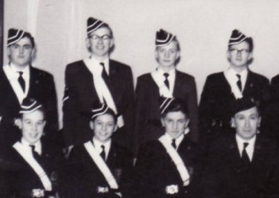 1960's Drill Squad photo 1.