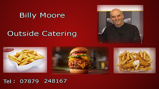 Billy Moore Outside Catering