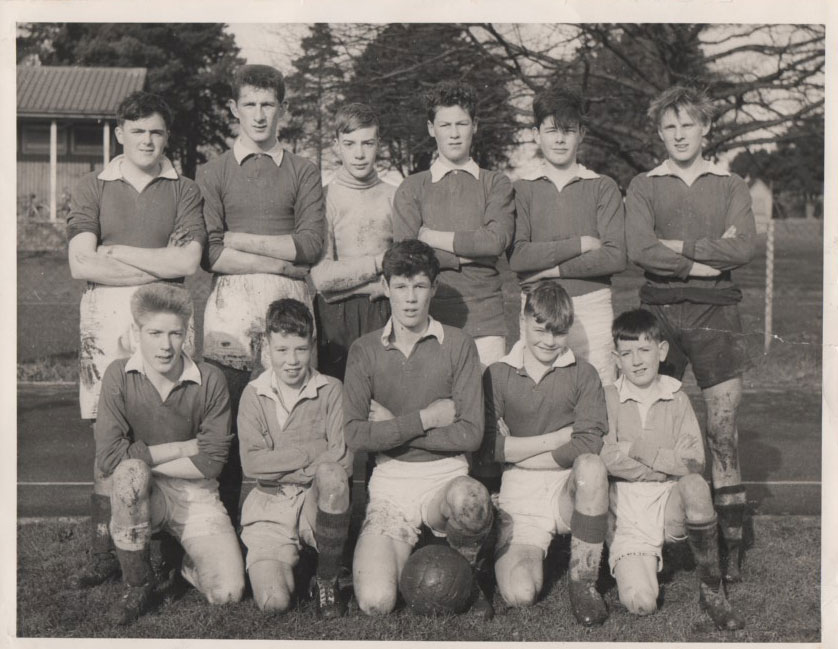 Football Team (Company) 1961.